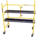 Where to rent SCAFFOLD, 4  HANDY ROLL W  WHEELS in Oak Grove MO