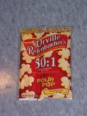 Where to find POPCORN, 8oz PORTION PACK in Oak Grove