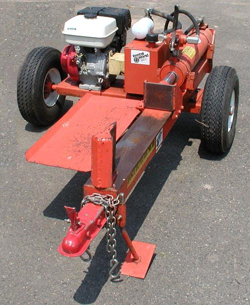 Where to find LOG SPLITTER, 22 T. HORIZONTAL  1 in Oak Grove