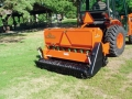 Rental store for PKG-TRACTOR w SEEDER AERATOR in Oak Grove MO
