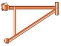 Where to rent SCAFFOLD SIDE BRACKET, 20   EA in Oak Grove MO