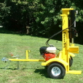 Where to rent LOG SPLITTER, 20 T. VERTICAL  2 in Oak Grove MO