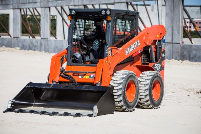 Where to find LOADER, RUBBER TIRED UNILOADER in Oak Grove