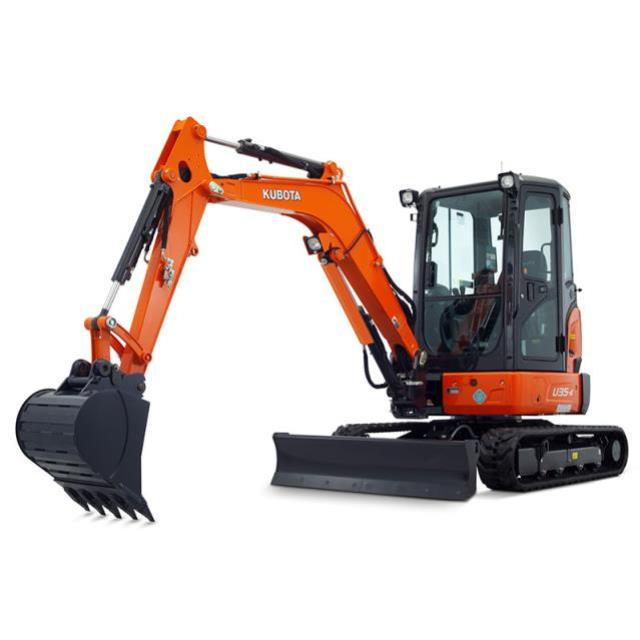 Where to find EXCAVATOR, 35 SERIES in Oak Grove