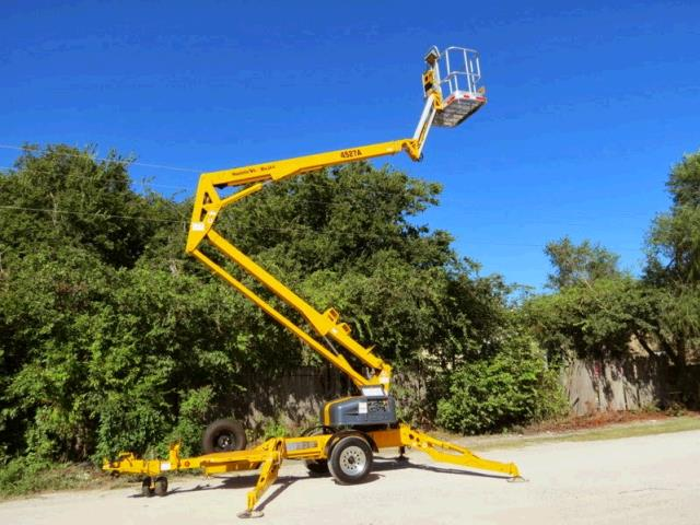 Hydraulic Cherry Picker For Wall Painting - Buy Cherry ...