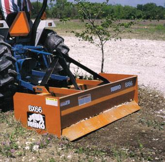 TRACTOR BOX SCRAPER 60 INCH RHINO Rentals Oak Grove MO, Where to