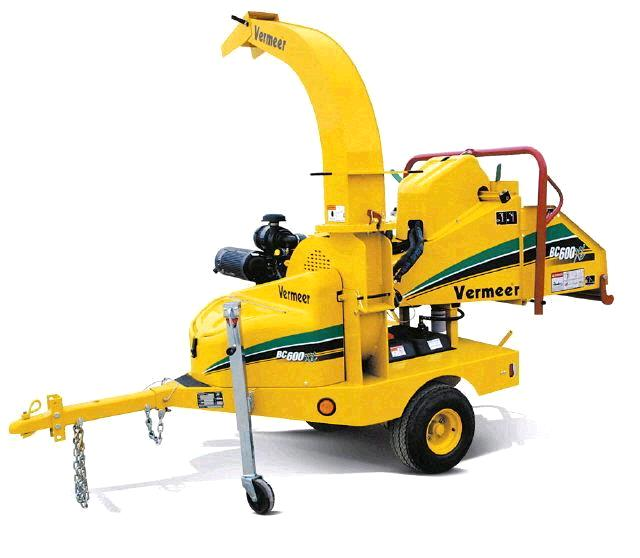 Rent Brush Removal Equipment