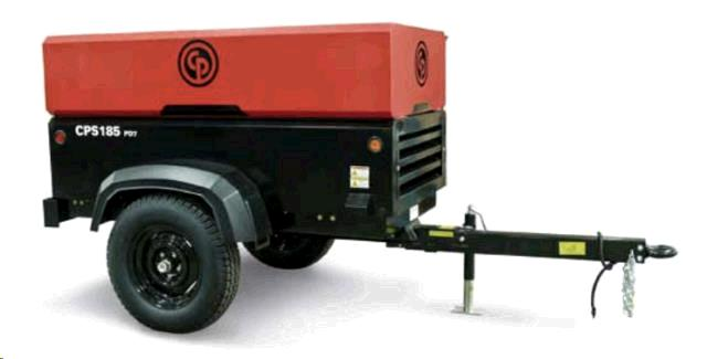 Air compressor rentals in Eastern Jackson County