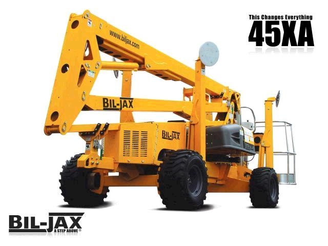 Lift rentals in Eastern Jackson County