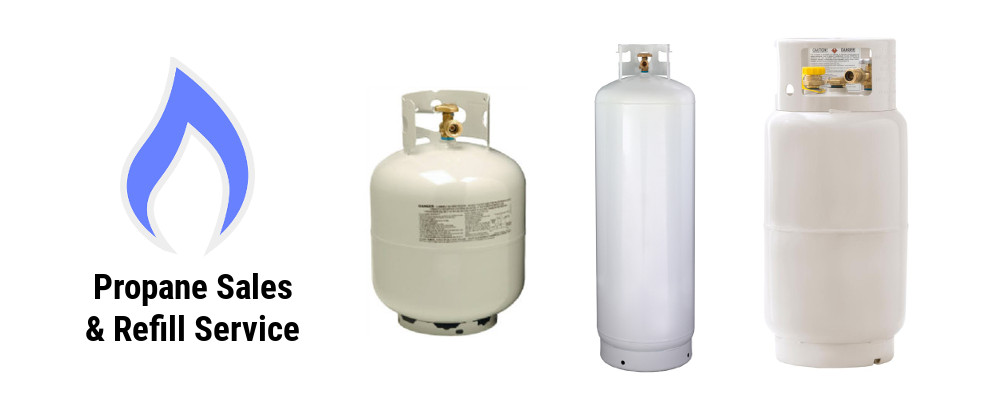 Propane Sales in Eastern Jackson County