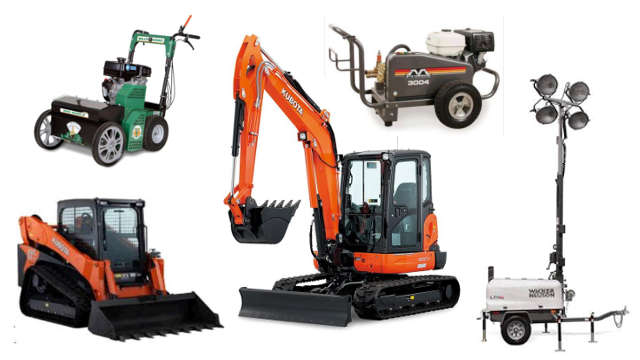 Tool & Equipment Rentals in Eastern Jackson County